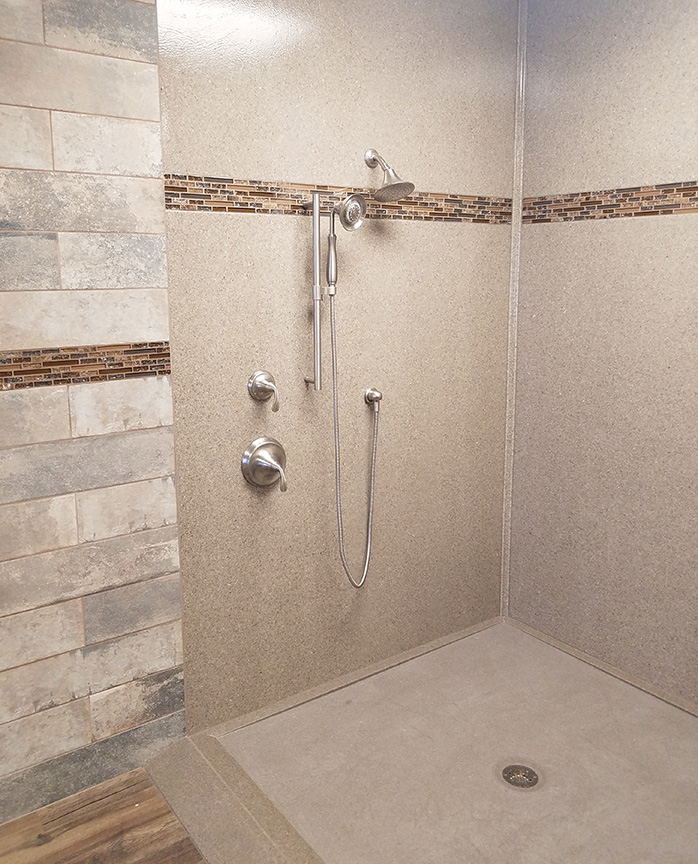 Shower Replacement The Villages FL